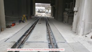 74B-Scale with rails looking North (1)